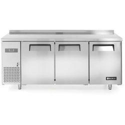 Stół chłodniczy Kitchen Line 3-drzwiowy z agregatem bocznym HENDI 233382