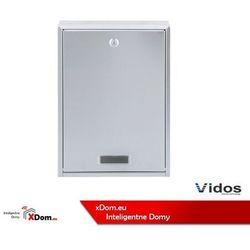 Vidos S1201A-SKP Skrzynka na listy z wideodomofonem i czytnikiem kart