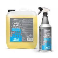 Płyny do czyszczenia mebli, CLINEX DELOS MAT 5L -Płyn do pielęgnacji mebli