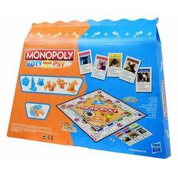Gra Monopoly Koty kontra Psy