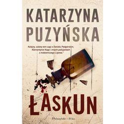 Łaskun - Katarzyna Puzyńska (opr. miękka)