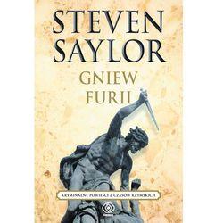 Gniew Furii - Steven Saylor (opr. miękka)