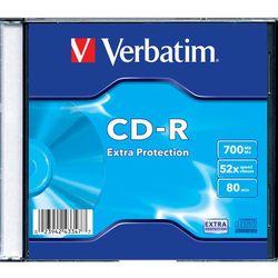 Płyta VERBATIM CD-R 700 Slim 1 sztuka
