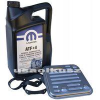 Oleje przekładniowe, Olej MOPAR ATF+4 oraz filtr automatycznej skrzyni 4SPD Chrysler Voyager Town&Country