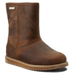 Buty EMU AUSTRALIA - Paterson Classic Leather Lo W11620 Oak