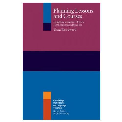 Książki do nauki języka, Planning Lessons and Courses (opr. miękka)
