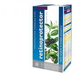 Retinoprotector (60 kaps.) - Suplement diety korzystnie działający na funkcje narządu wzroku. Uzupełnienie diety w składniki zalecane przy schorzeniach wzroku. DARMOWA DOSTAWA OD 65 ZŁ