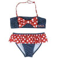 Pozostała bielizna dziecięca, Disney strój kąpielowy dziewczęcy Minnie 128 czerwony - BEZPŁATNY ODBIÓR: WROCŁAW!