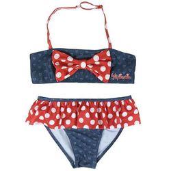 Disney dziewczęcy strój kąpielowy Minnie 116 czerwony/niebieski - BEZPŁATNY ODBIÓR: WROCŁAW!