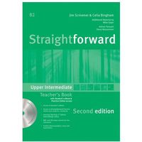 E-booki, Straightforward 2nd Edition Upper Intermediate + eBook Teacher's Pack
