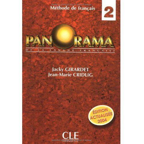 Książki do nauki języka, Panorama 2 - podręcznik (opr. miękka)