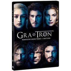 Gra o Tron, sezon 3 (DVD) - Timothy Van Patten, Alan Tylor, Daniel Minahan