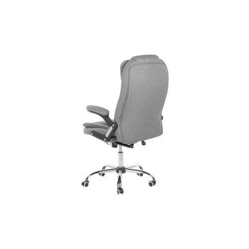 Krzesło biurowe szare ROYAL