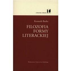 Filozofia formy literackiej - Kenneth Burke - ebook