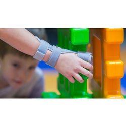 Dziecięca orteza ręki na kciuk i mały palec z szyną, MD-119