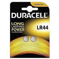 Baterie, Baterie alkaliczne Duracell LR44 1,5V, 2 szt.