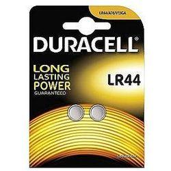 Baterie alkaliczne Duracell LR44 1,5V, 2 szt.