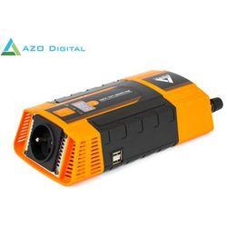 Samochodowa przetwornica napięcia 12 VDC / 230 VAC IPS-1200D 1200W