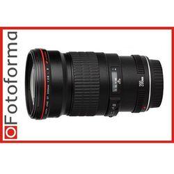 Obiektyw Canon EF 200 mm f/2.8L II USM (2529A015) Darmowy odbiór w 21 miastach!