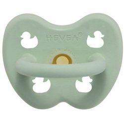 Anatomiczny smoczek kauczukowy, 0-3 msc, Mellow Mint, HEVEA