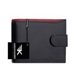 Kochmanski skórzany portfel męski HQ 1201
