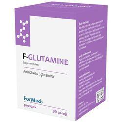 F-Glutamine L-glutamina 700mg 90 porcji 63g ForMeds