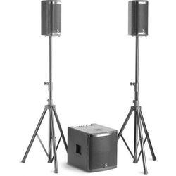 Stagg SWS2800D21B-0 zestaw nagłośnieniowy 700W + 2x 350W Płacąc przelewem przesyłka gratis!