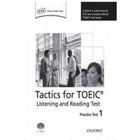 Pamiętniki, dzienniki, listy, Tactics for TOEIC (R) Listening and Reading Test: Practice Test 1