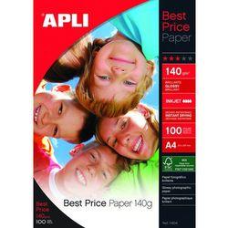 Papier fotograficzny APLI Everyday Photo Paper, A4, 280gsm, błyszczący, 25ark.