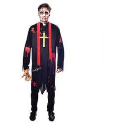 Kostium Ksiądz Zombie dla mężczyzny - Roz. L