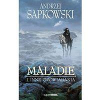 Książki fantasy i science fiction, Maladie i inne opowiadania [Sapkowski Andrzej] (opr. broszurowa)