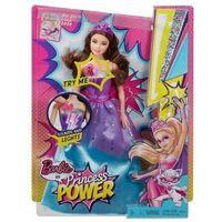 Lalki dla dzieci, Barbie Lalka Power Superbohaterka CDY62