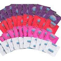 Prezerwatywy, Prezerwatywy Durex Fun Explosion, Kolor: Mieszany