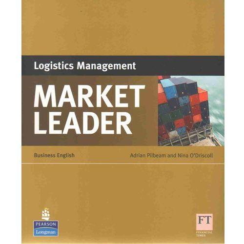 Książki do nauki języka, Market Leader New, Logistics Management (opr. miękka)