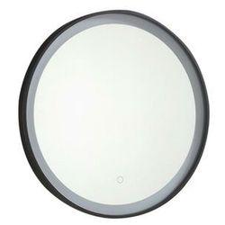 Okrągłe lustro łazienkowe z podświetleniem LED NUMEA - Dł. 60 x Gł. 3.5 x Wys. 60