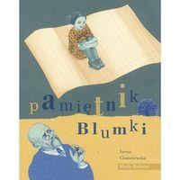 Książki dla dzieci, PAMIĘTNIK BLUMKI TW (opr. twarda)