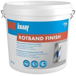 Knauf Gotowa masa szpachlowa Rotband Finish 18 kg 2021-08-18T00:00/2021-10-30T23:59