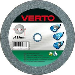 Tarcza do szlifowania VERTO 61H603 125 x 20 x 16 mm do metalu (2 sztuki)
