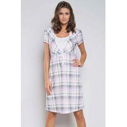 Italian fashion hana kr.r. damska koszula nocna