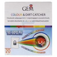 Wybielacze i odplamiacze, Chusteczki wyłapujące kolor Smart Wash (20 sztuk)