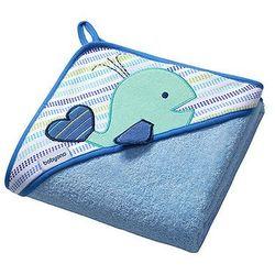 Okrycie kąpielowe FROTTE 100x100 cm, BabyOno, niebieskie - Niebieski