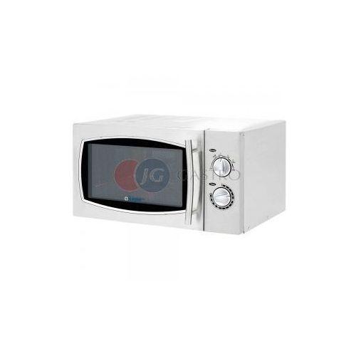 Kuchenki mikrofalowe gastronomiczne, Kuchenka mikrofalowa 0,9 kW elektroniczna 25 l Stalgast 775002
