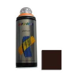 Spray PLATINUM 0.4 l Czekoladowy Półmat DUPLI COLOR