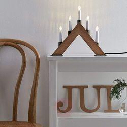 Nastrojowy świecznik Stubb
