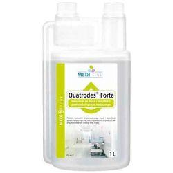 Quatrodes Forte koncentrat dezynfekcyjny do sprzętu medycznego 1 litr