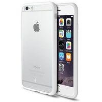 Etui i futerały do telefonów, Etui TTEC Bumpercase Slim do Apple iPhone 6/6S Biały