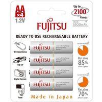 Akumulatorki, 4 x akumulatorki Fujitsu R6/AA 2000mAh HR-3UTCEX