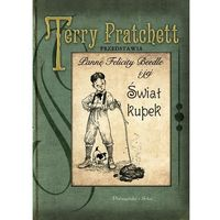 Książki dla młodzieży, Świat kupek - Terry Pratchett (opr. twarda)