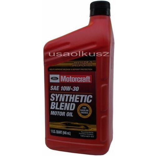 Oleje silnikowe, Syntetyczny olej silnikowy Motorcraft 10W30 1l Lincoln Mercury