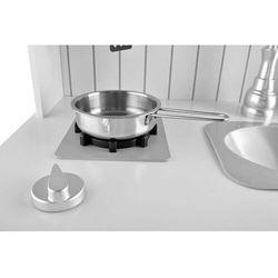 Kuchnia dla Dzieci Drewniana z piekarnikiem Biała 93cm
